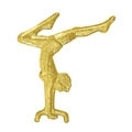 Chennile - Female Gymnastics Pin CL-35
