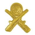 Chennile - Rifles Pin CL-53