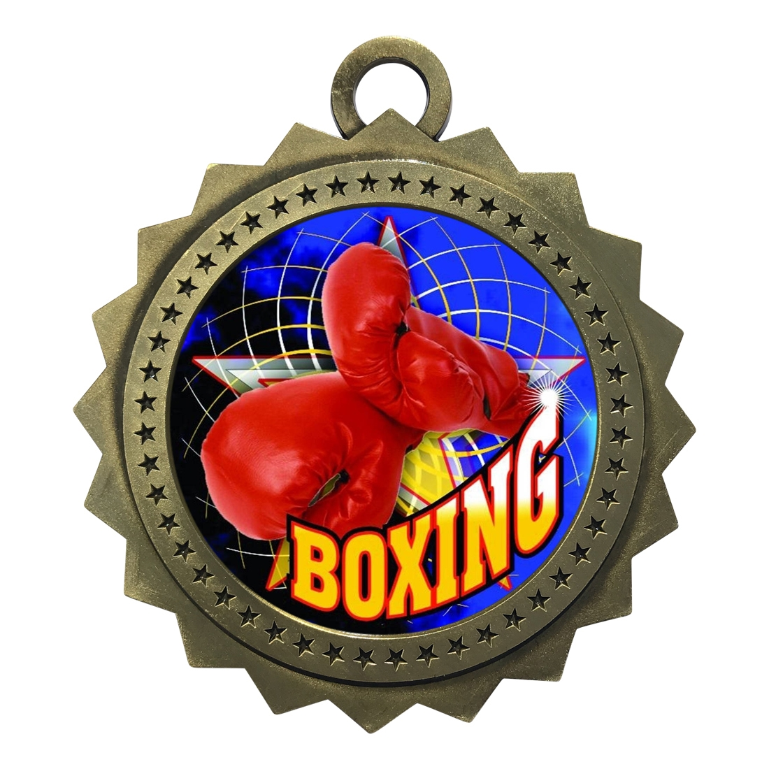 "3"" Boxing Medal"