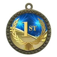 "2-1/2"" 1st Place Medal"