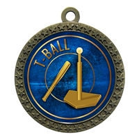 "2-1/2"" T Ball Tee Medal"