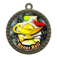 "2-1/2"" Honor Roll Medal"