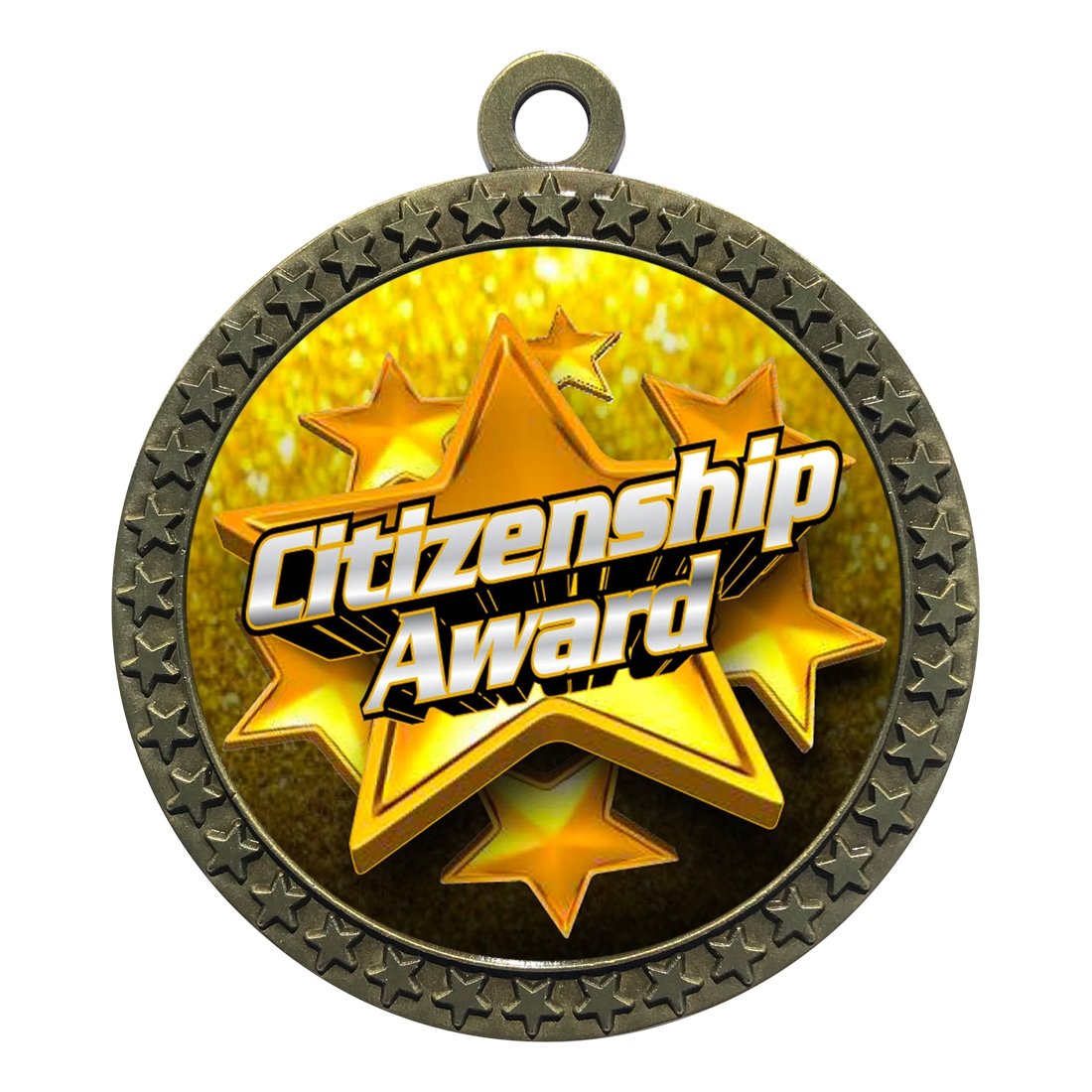"2-1/2"" Citizenship Award Medal"