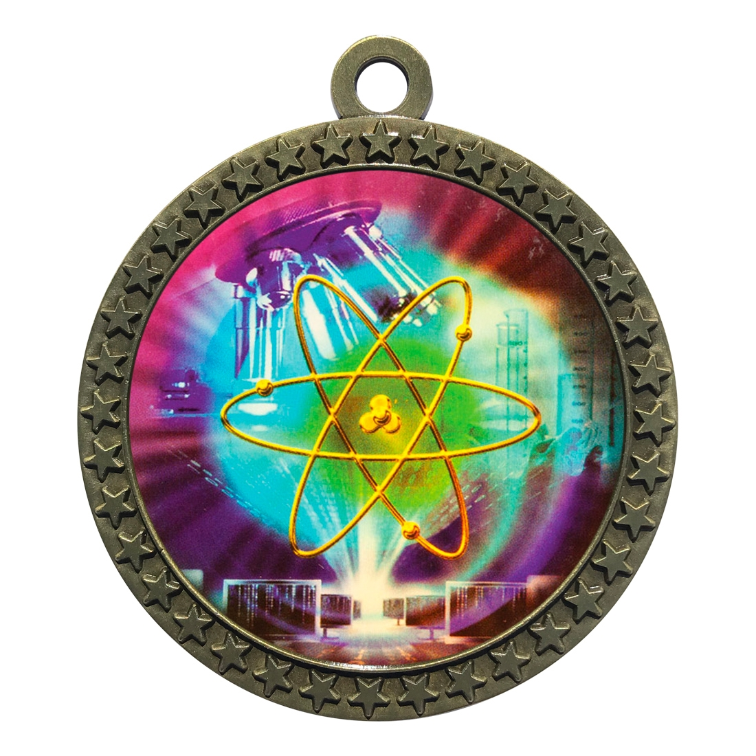 "2-1/2"" Science Medal"