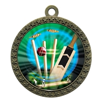 "2-1/2"" Cricket Medal"