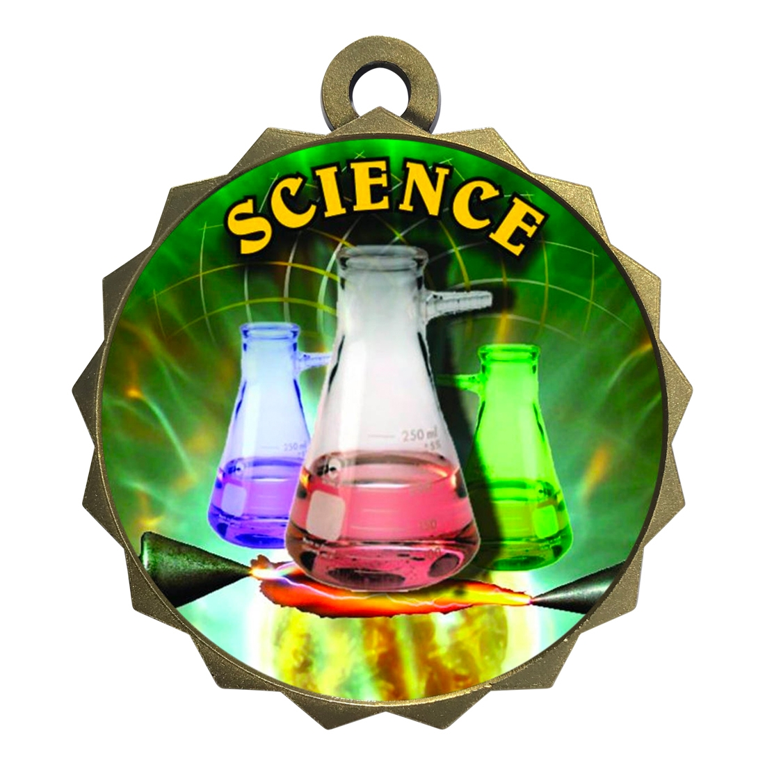 "2-1/4"" Science Medal"