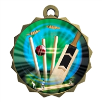 "2-1/4"" Cricket Medal"