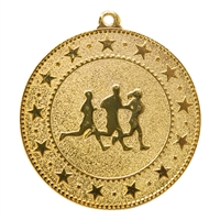 "2"" Express Series Cross Country Medal DSS10"