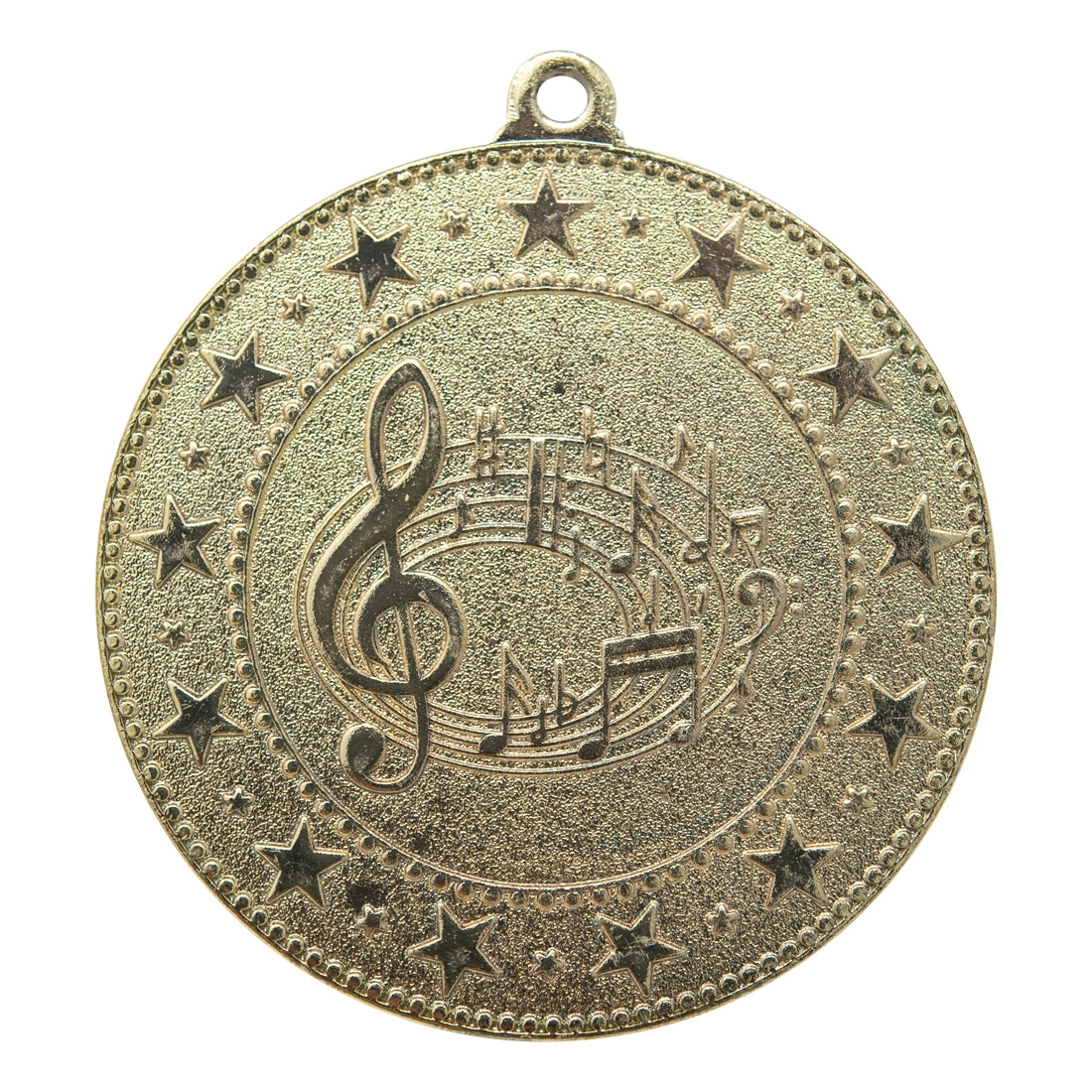 "2"" Express Series Music Medal DSS020"