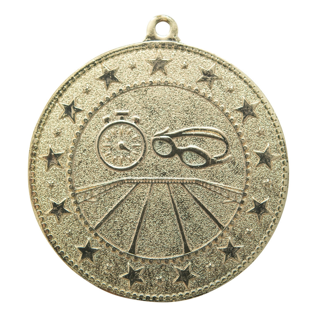"2"" Express Series Swimming Medal DSS023"