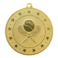"2"" Express Series Tennis Medal DSS024"