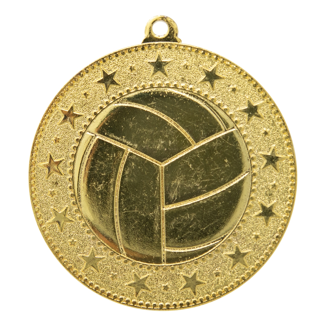 "2"" Express Series Volleyball Medal DSS026"