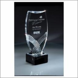 "10-1/2"" Nile Collection Acrylic Awards"