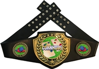 Corn Hole Championship Award Belt EMCABCH