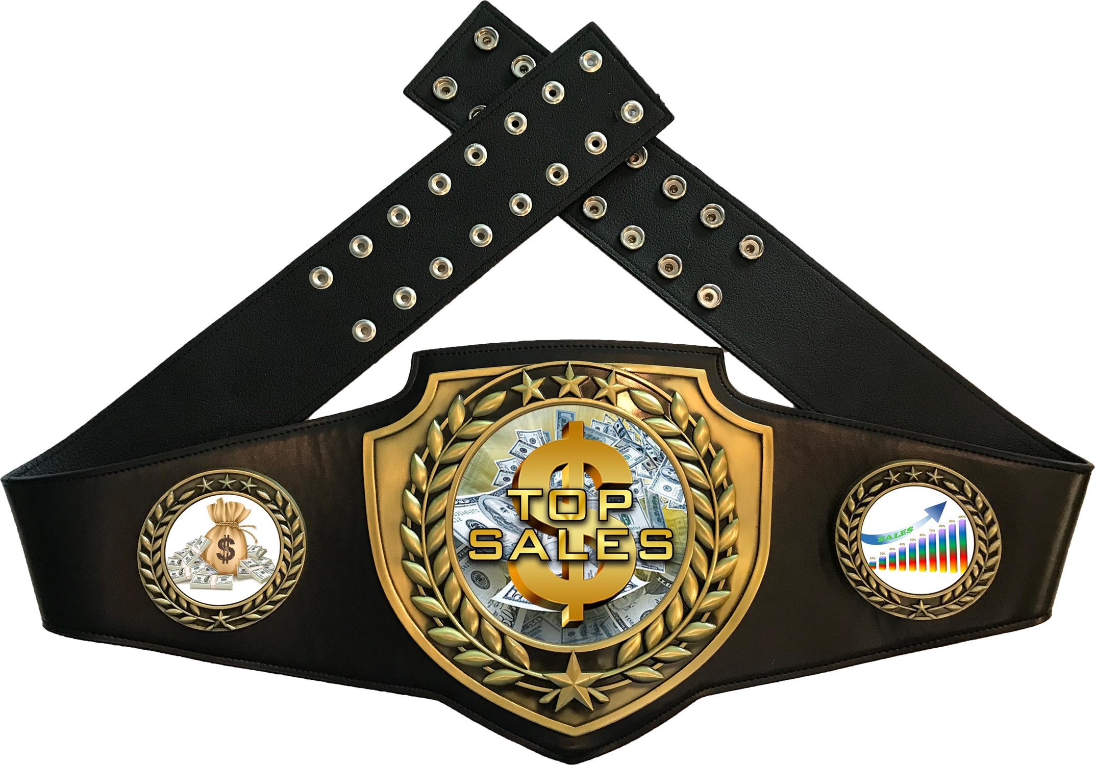 Top Sales Championship Award Belt EMCABTS