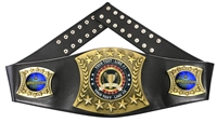Appreciation Personalized Championship Belt