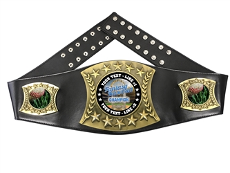 Fantasy Baseball Championship Award Belt