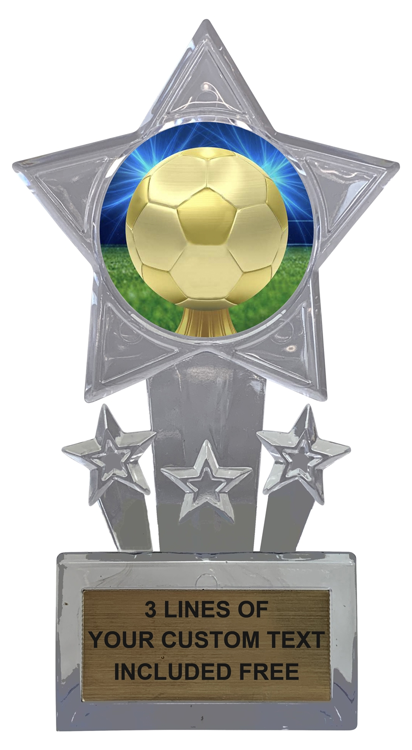 Soccer Trophy Cup
