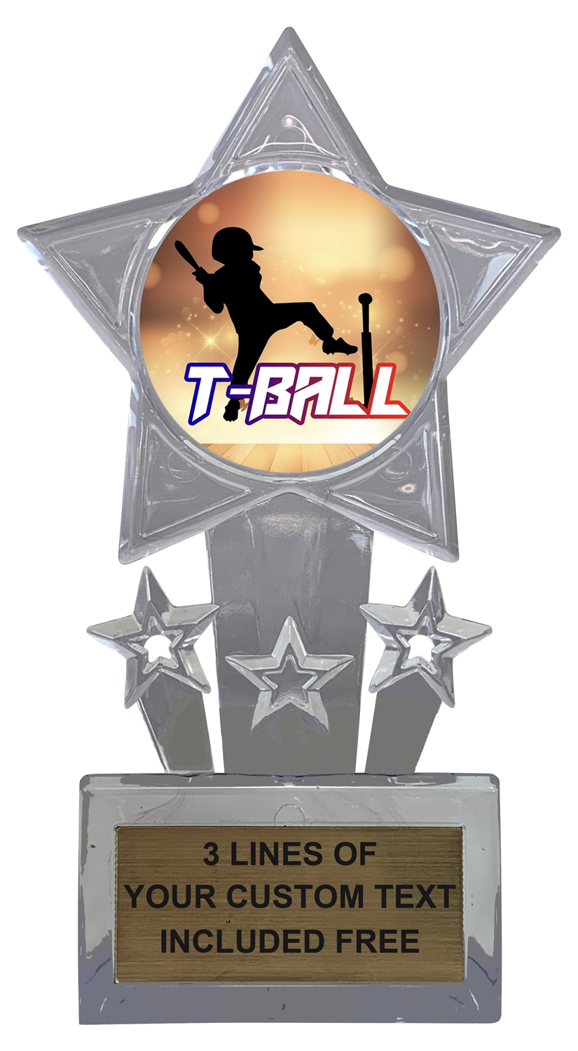 Tee Ball Trophy Cup