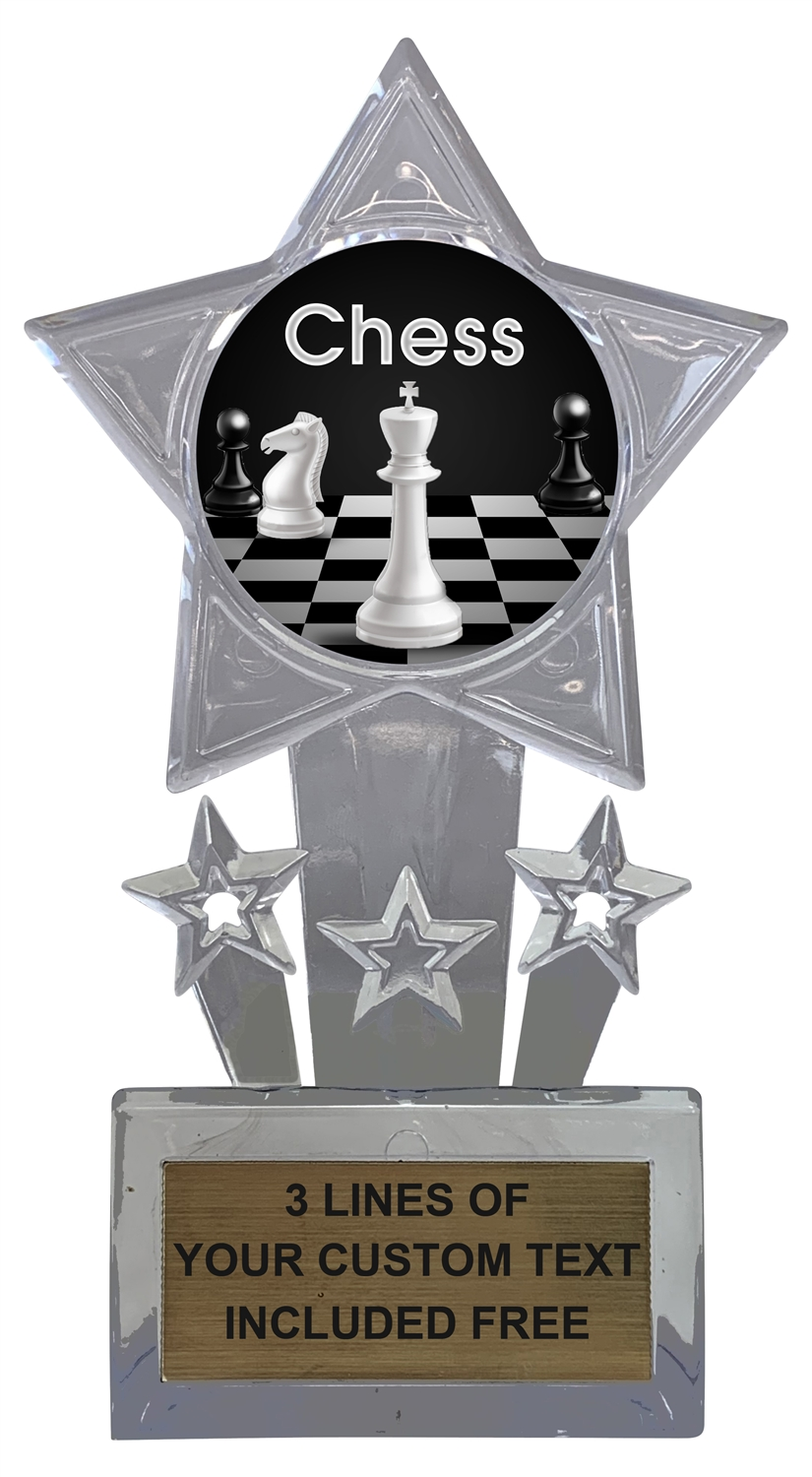 Chess Trophy Cup