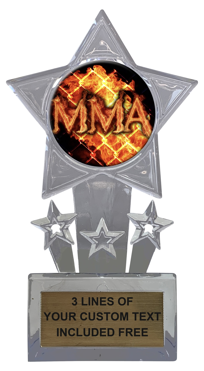 MMA Trophy Cup
