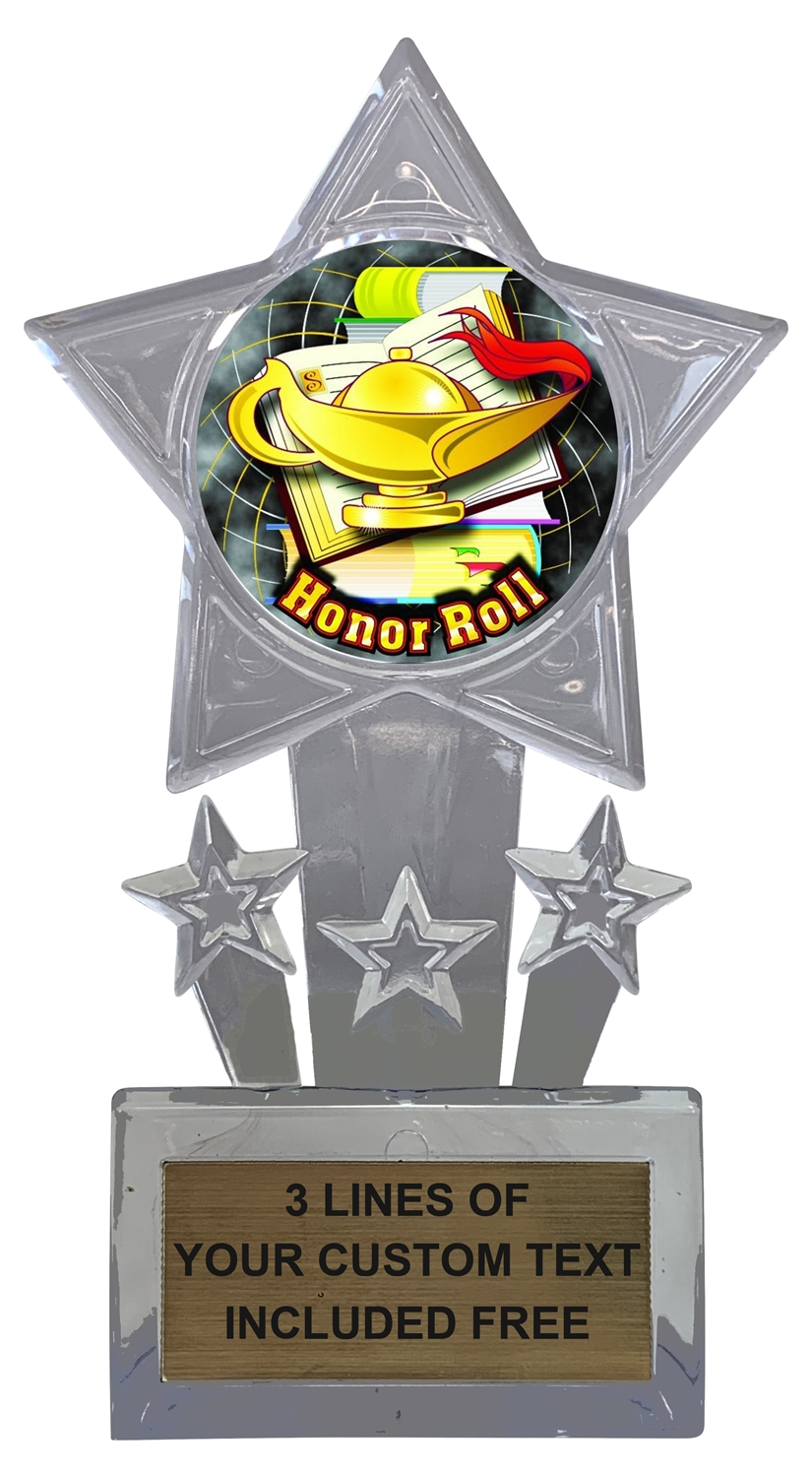 Honor Roll Trophy Cup