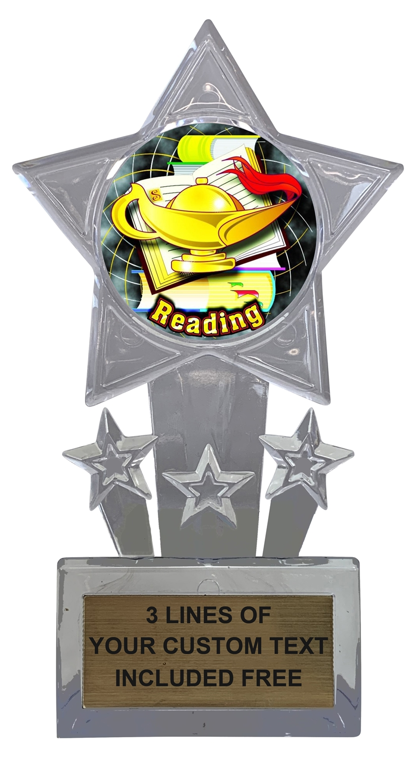 Reading Trophy Cup