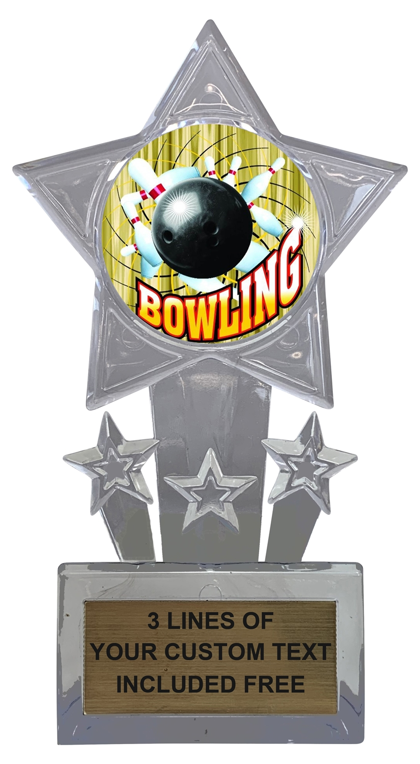 Bowling Trophy Cup