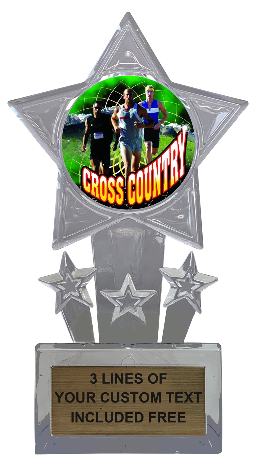 Male Cross Country Trophy Cup