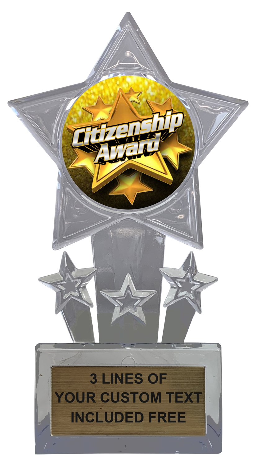 Citizenship Trophy Cup