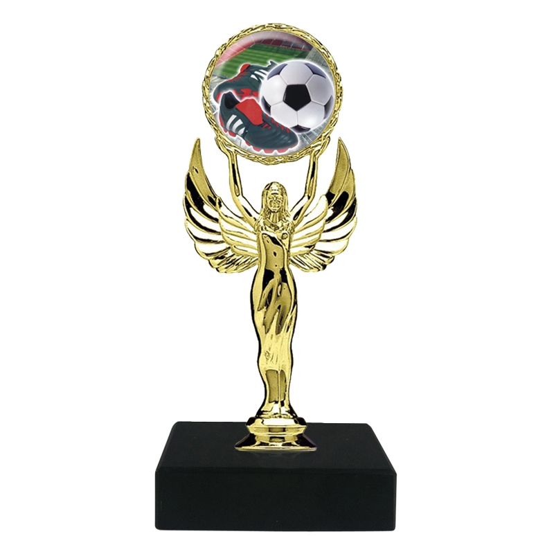 Soccer Cleat Trophy