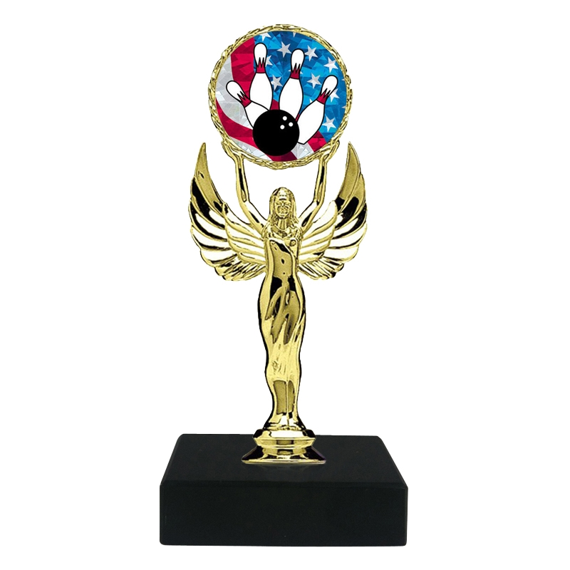 USA Bowling Trophy
