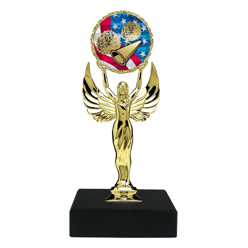 USA Cheerleading Trophy