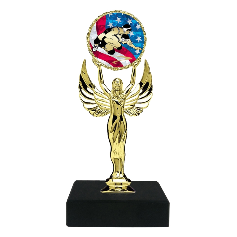 USA Wrestling Trophy
