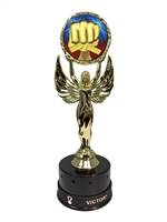Martial Arts Victory Wristband Trophy
