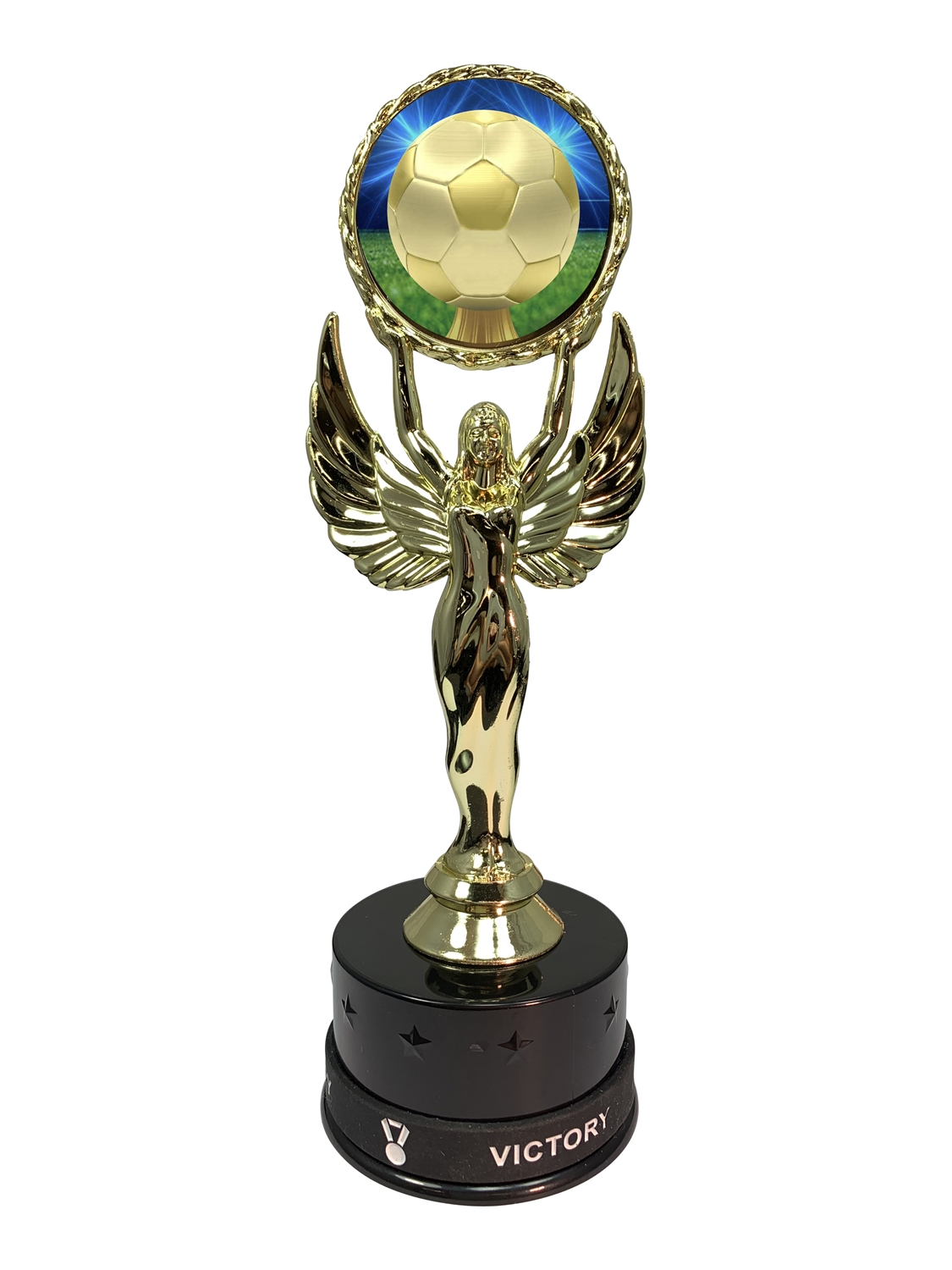 Soccer Victory Wristband Trophy