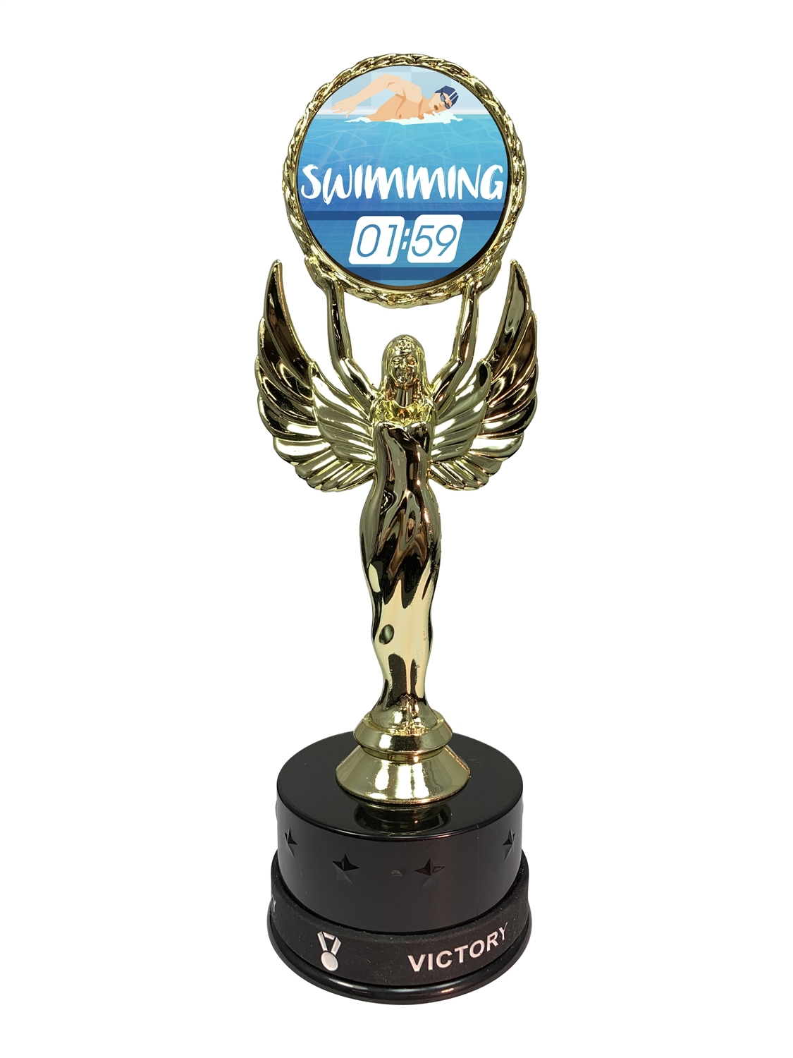 Swimming Victory Wristband Trophy
