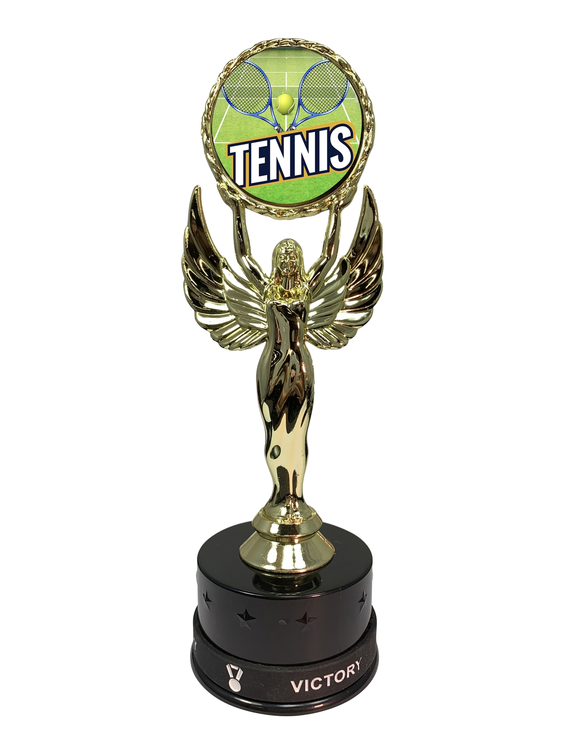 Tennis Victory Wristband Trophy
