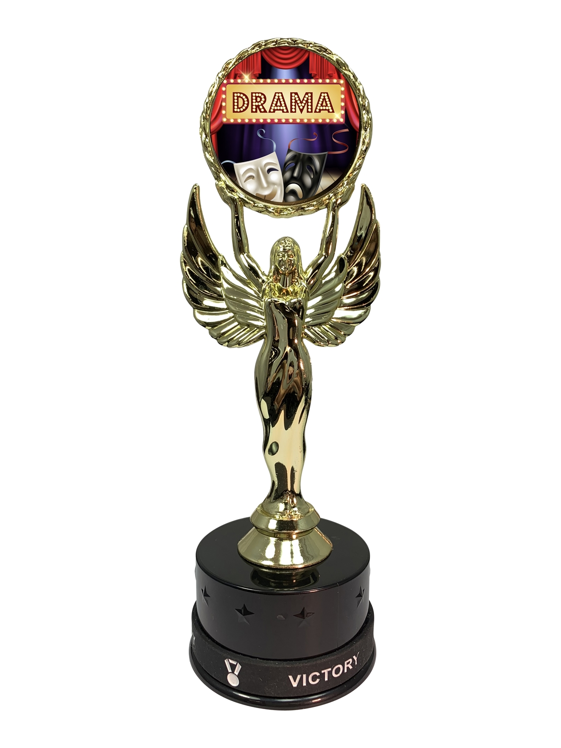 Drama Victory Wristband Trophy