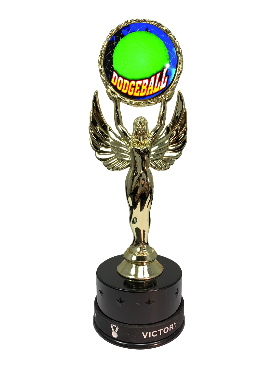 Dodgeball Victory Wristband Trophy