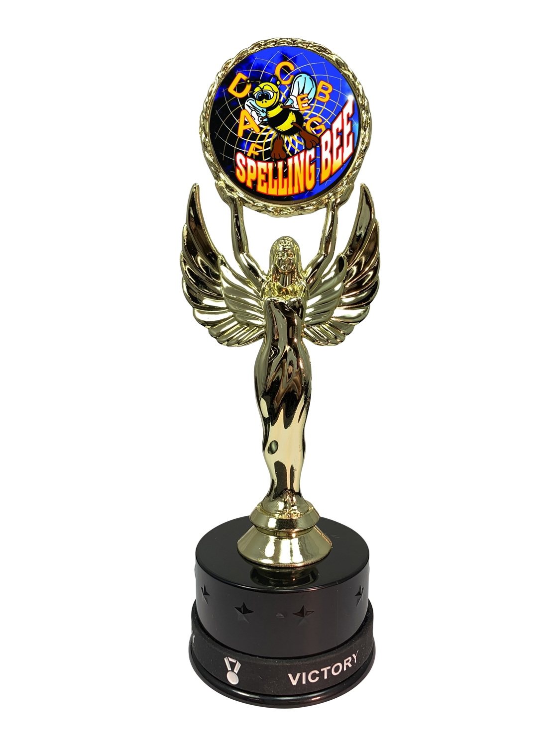 Spelling Bee Victory Wristband Trophy