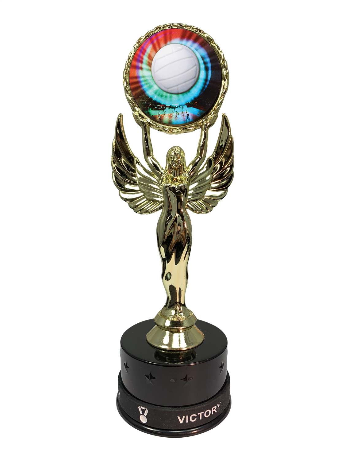 Volleyball Victory Wristband Trophy