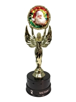 Santa Claus Christmas Victory Wristband Trophy