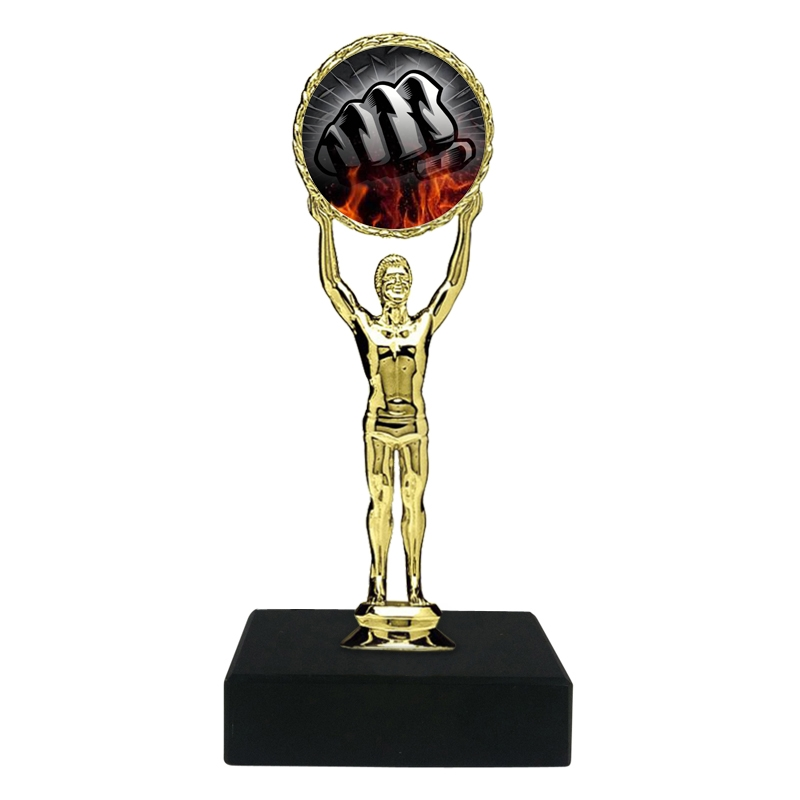 Martial Arts Fist Trophy