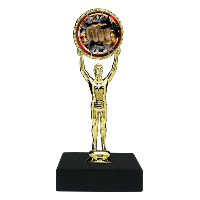 Burst Martial Arts Trophy