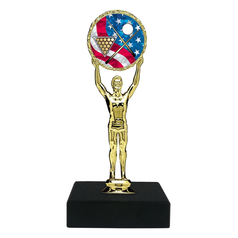 USA Billiards Trophy