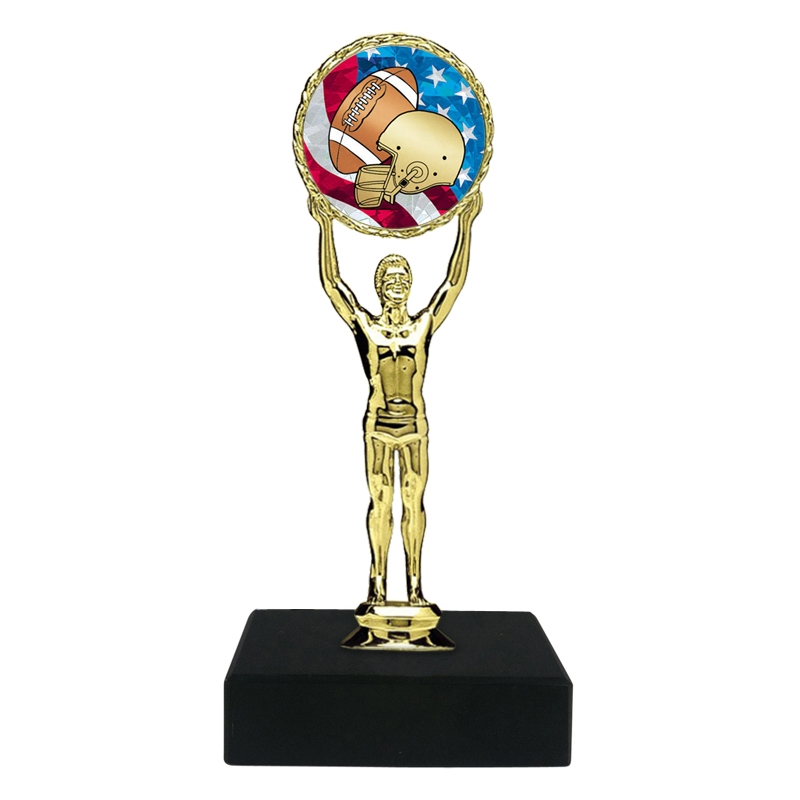 USA Football Trophy