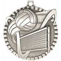 "2"" G5 Volleyball Medal G2M20"