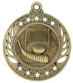 "2-1/4"" Galaxy Hockey Medal GM106"