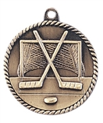 "2"" Hockey Medal HR730"